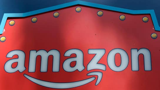 Amazon still building US market share, firm says