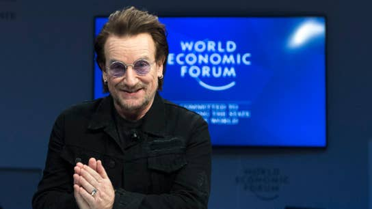 U2's Bono: Capitalism is not immoral, it's amoral