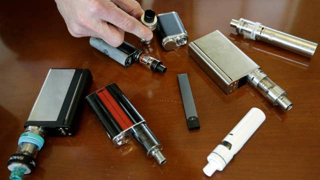FDA threatens to pull e-cigarettes off store shelves