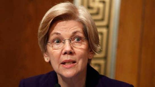 Elizabeth Warren competes with Alexandria Ocasio-Cortez with her own 'wealth tax'