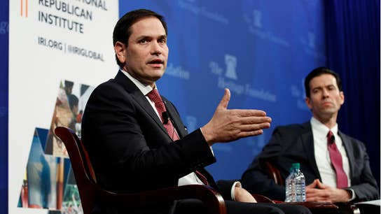Marco Rubio on US-China trade talks: I'm not confident we will reach a deal with them