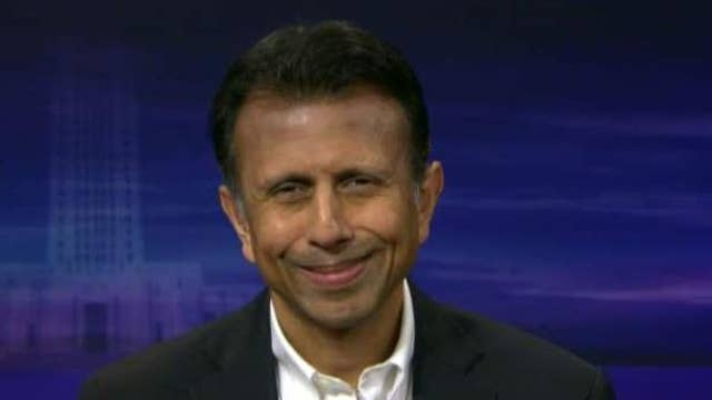 Bobby Jindal: Democratic vanity projects are self-serving