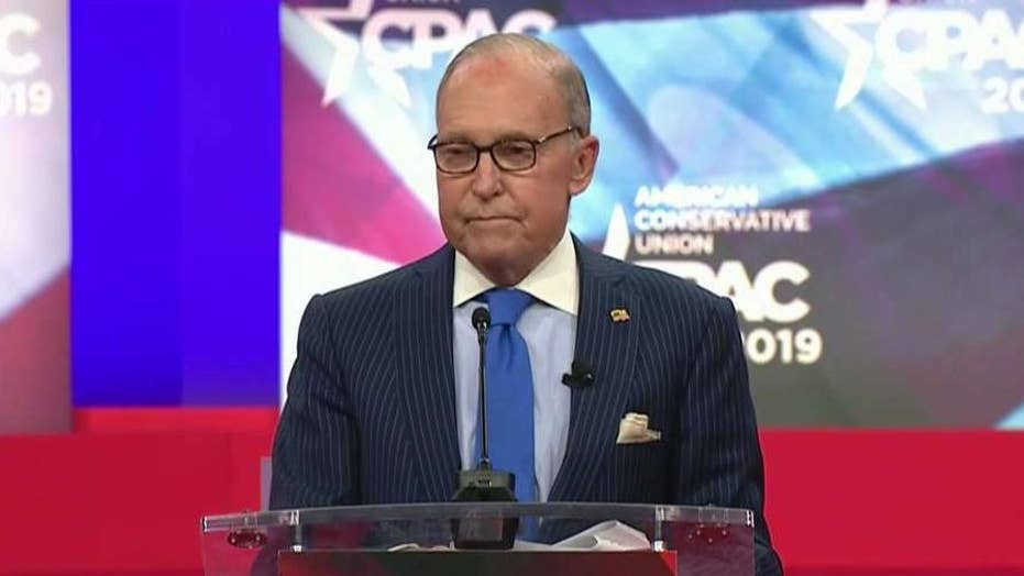 US economy hottest in the world: Larry Kudlow