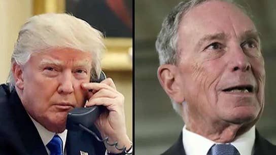 Could Michael Bloomberg spend $500M to take down Trump?