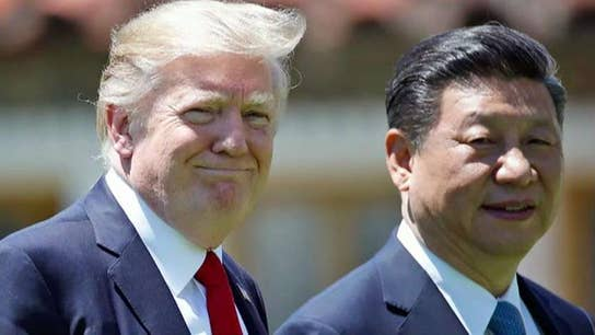 US-China trade talks continue ahead of White House officials meet in Beijing