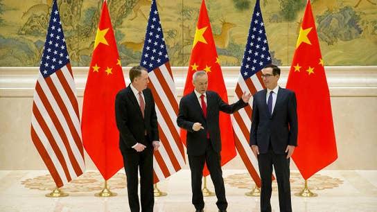US trade secret at the center of China trade talks