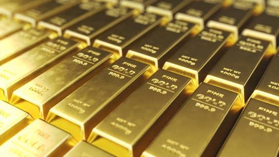 Gold hits 10-month high amid US-China trade talks