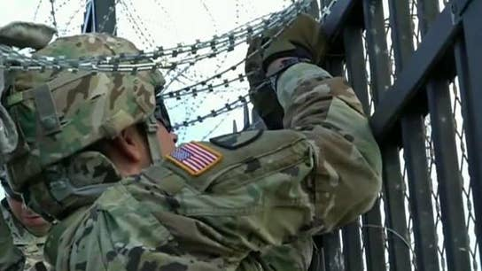 Pentagon to deploy 3,750 US troops along southern border