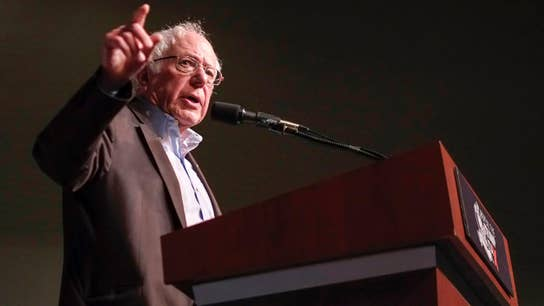 Bernie Sanders targets Amazon during 2020 campaign announcement