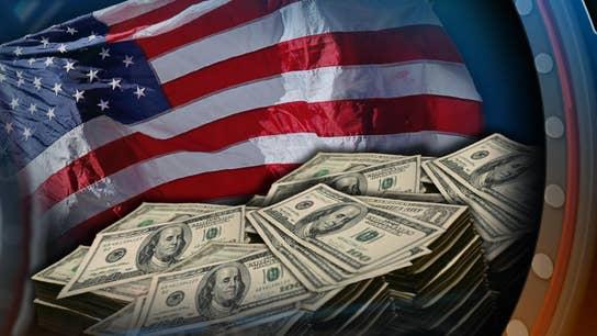 National debt tops $22T