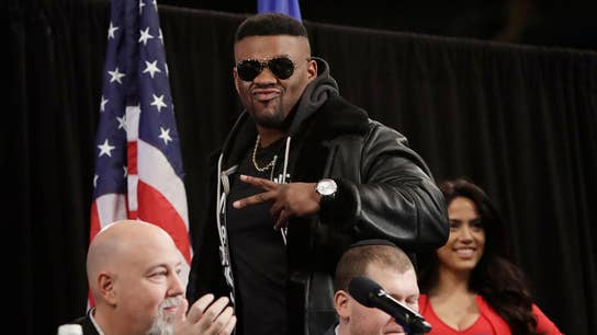"""Boxer Jarrell """"Big Baby"""" Miller speaks out on big money in sports"""