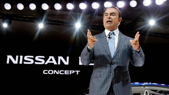 Carlos Ghosn's new legal team applies for bail