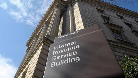 IRS: Average tax refund down 8% so far