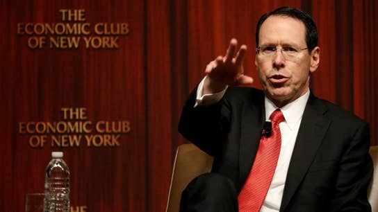 AT&T CEO addresses 5G lawsuit