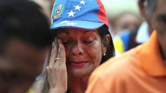 Venezuela is experiencing a humanitarian apocalypse: Isaias Medina