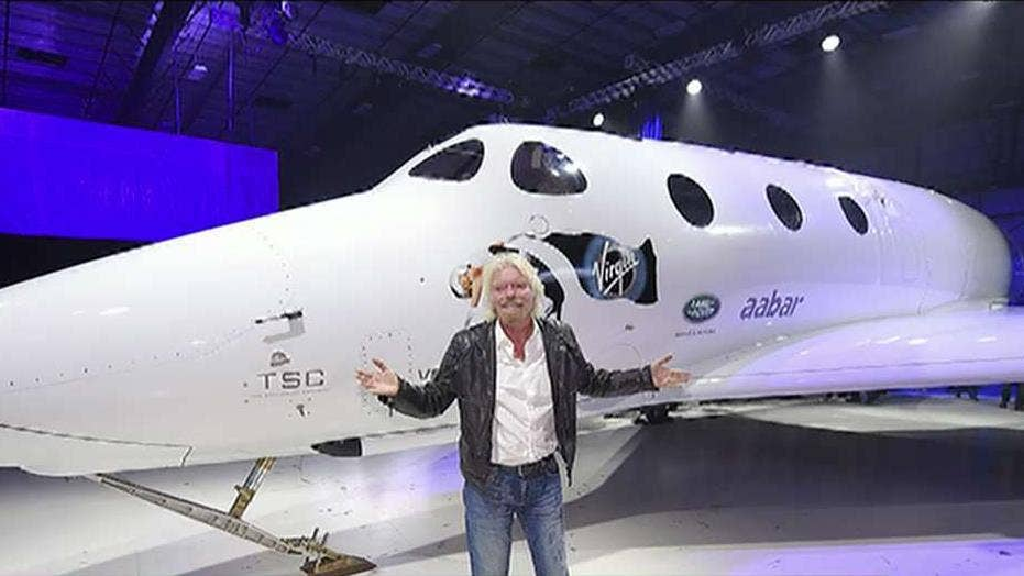 Richard Branson says tax the rich more
