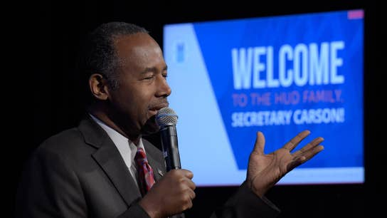 HUD's Ben Carson sends federal monitor to New York City Housing Authority