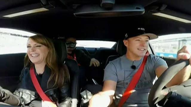 Daytona 500: FBN's Dagen McDowell takes a lap around the iconic speedway