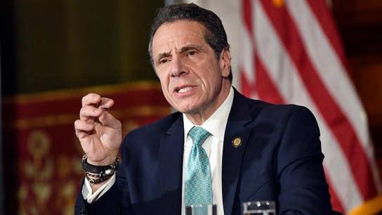 Andrew Cuomo slams Democrats for trying to kill New York Amazon deal