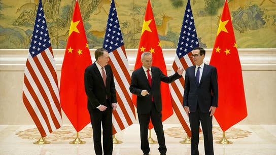 US-China trade talks end with no sign of real progress