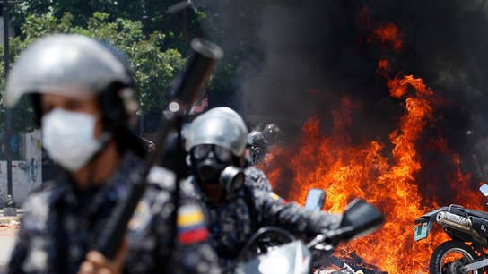 Venezuela's Maduro has a monopoly on force, fmr. US diplomat says