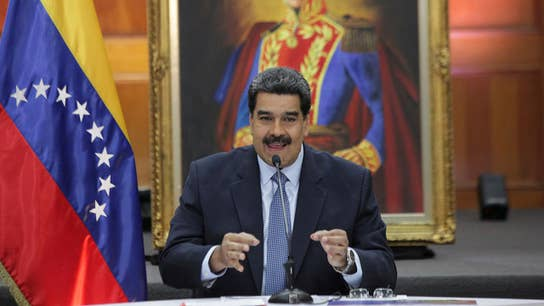 Venezuela's Maduro isn't allowing medicines to enter the country: Dr. Marc Siegel