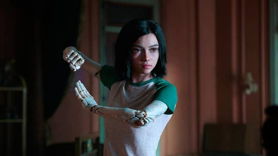 'Alita: Battle Angel:' A behind the scenes look