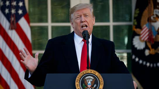 Will Trump sign the border security deal?