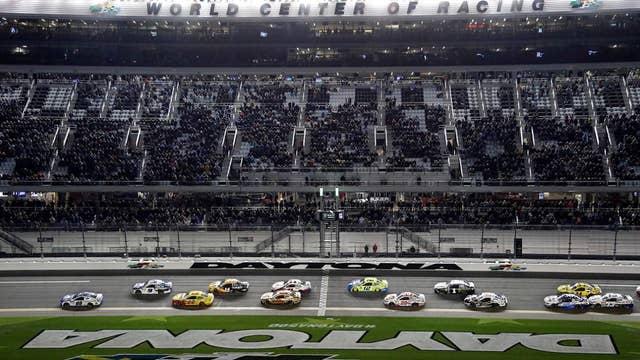 NASCAR Hall of Famer Jeff Gordon on the new aerodynamics package rule
