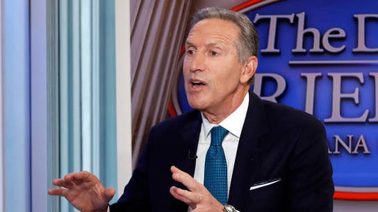 Howard Schultz believes there's a path to 270 electoral votes for an independent: Spokesperson