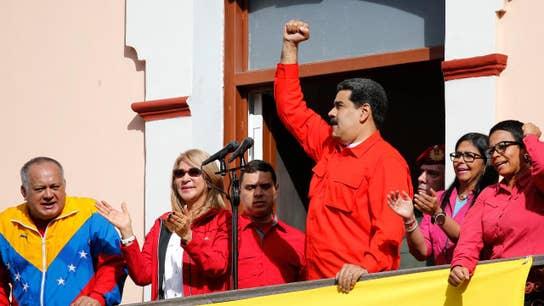 Venezuela government shuts key maritime border amid calls for aid