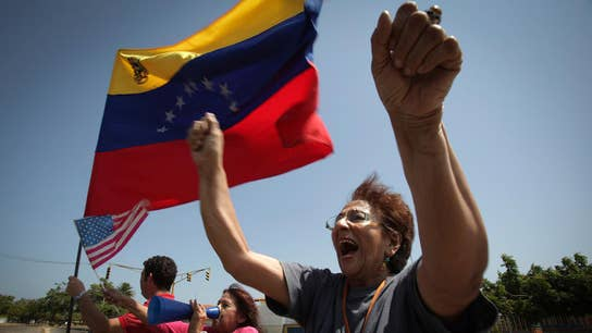 Venezuelans will continue to protest until democracy is recovered: Opposition US ambassador