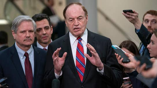 Sen. Shelby on border negotiations: We had a very positive conversation with Trump