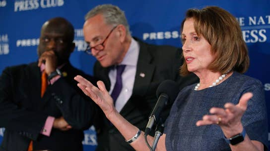 Democrats resist calls for 'Green New Deal' vote