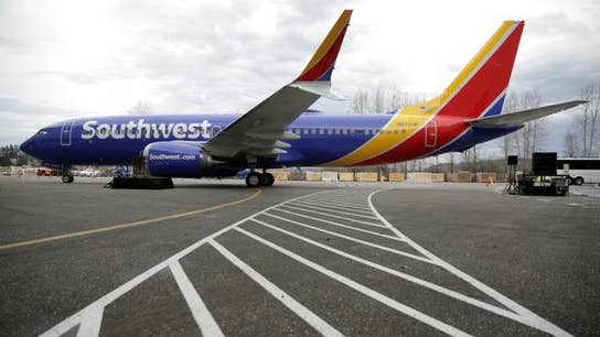 FAA investigating Southwest over discrepancies in baggage weight