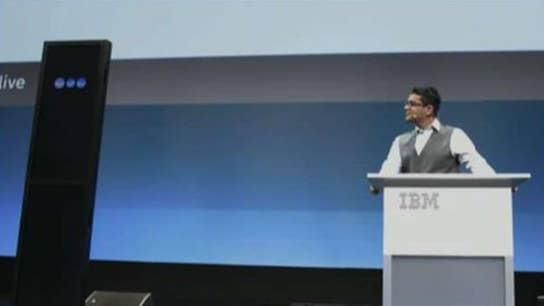 IBM debating robot challenges a human