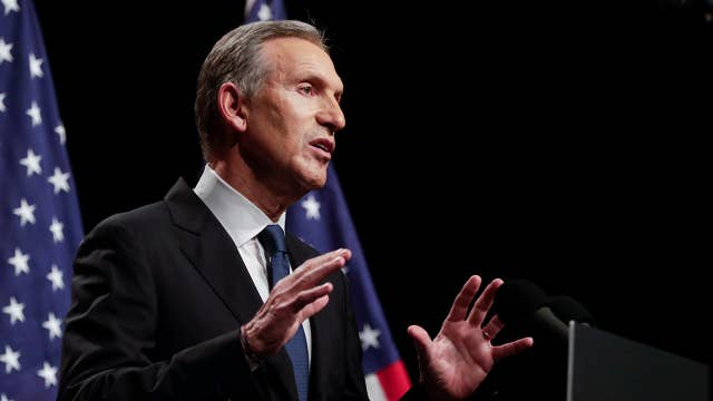 Howard Schultz calls for higher taxes on the wealthy