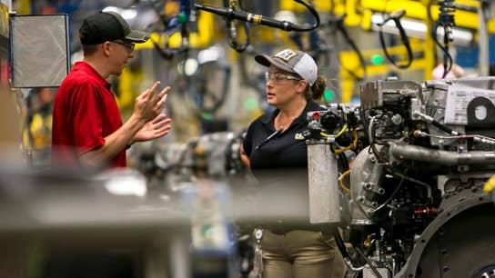 Job skills gap the biggest concern for US business?