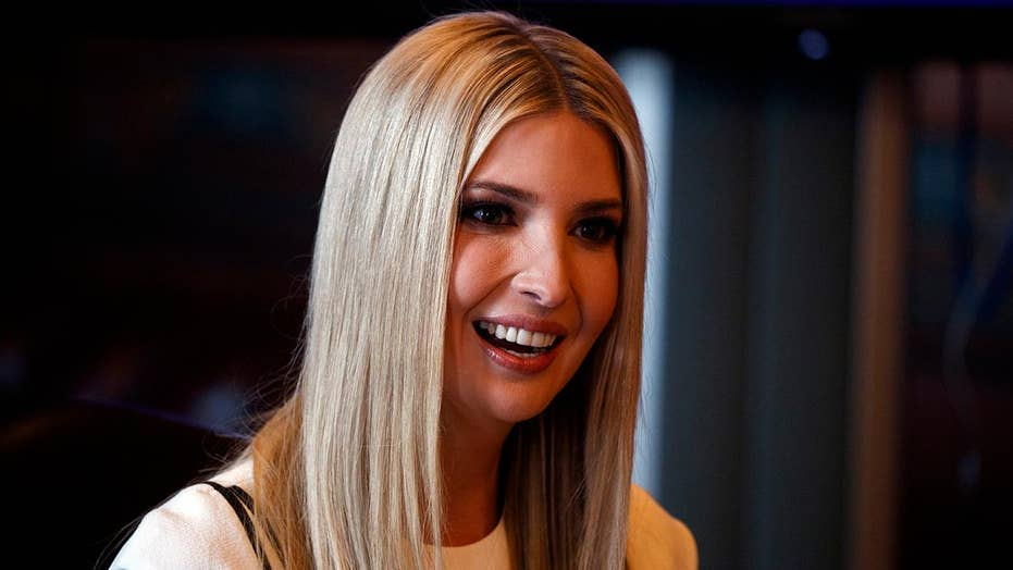 Ivanka Trump unveils initiative to help women in developing countries