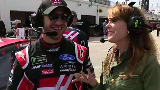 NASCAR's Daniel Suárez on representing Mexico, Latin America