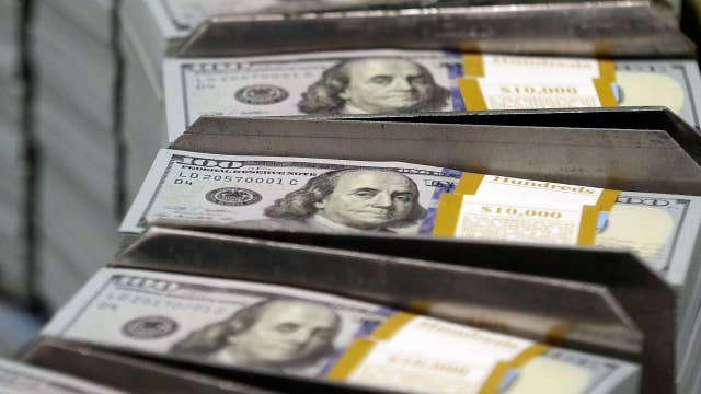 America's national debt on an unsustainable path?