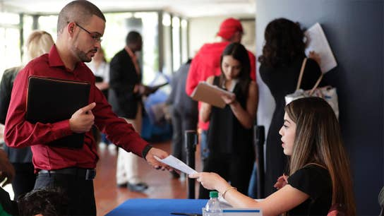 Jobs report soars past expectations; emotional impact of quitting Facebook