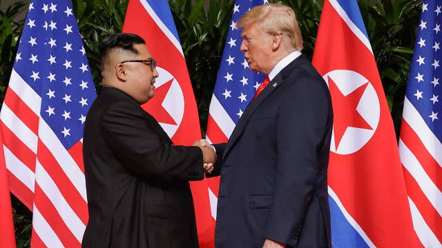 Fox News Poll: 46% of voters approve of Trump's North Korea policy