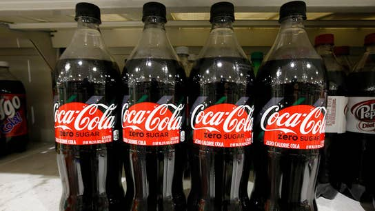 Coca-Cola shares drop after posting Q4 earnings