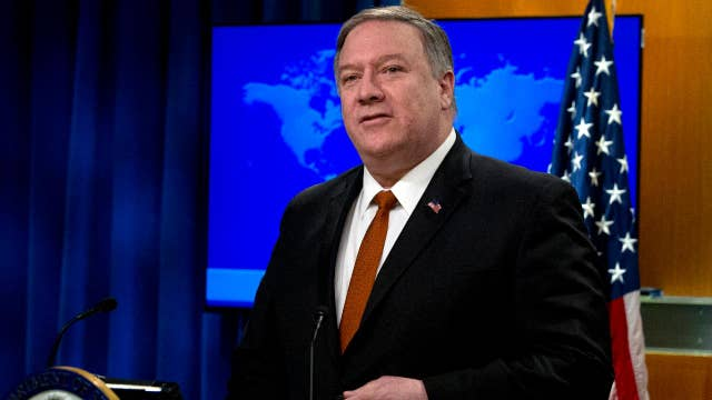 Pompeo: North Korea's Kim Jong Un made a commitment to Trump to not resume nuclear testing