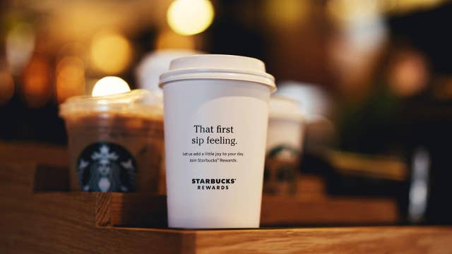 Starbucks looks to stars to attract more customers; price at the pump skyrockets