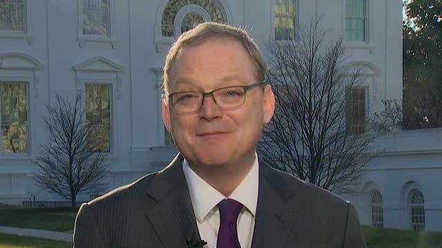 Kevin Hassett: More auto production coming to US