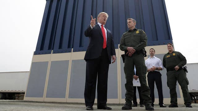 US Border Patrol is stressed to the max: Retired Gen. Anthony Tata