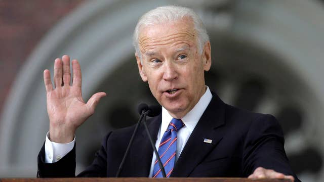 Should Joe Biden run for president?