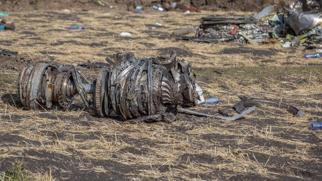 Investigators examining the Ethiopian Airlines jet black box in Paris